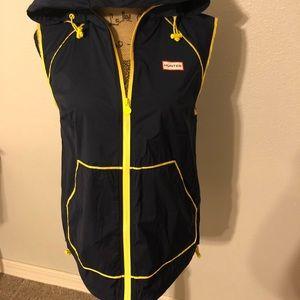 Hunter windbreaker vest
